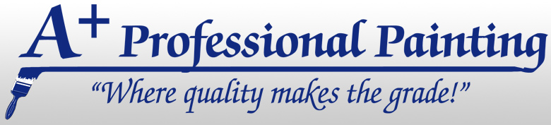 Painters Niceville - A Plus Professional Painting Inc.  Logo